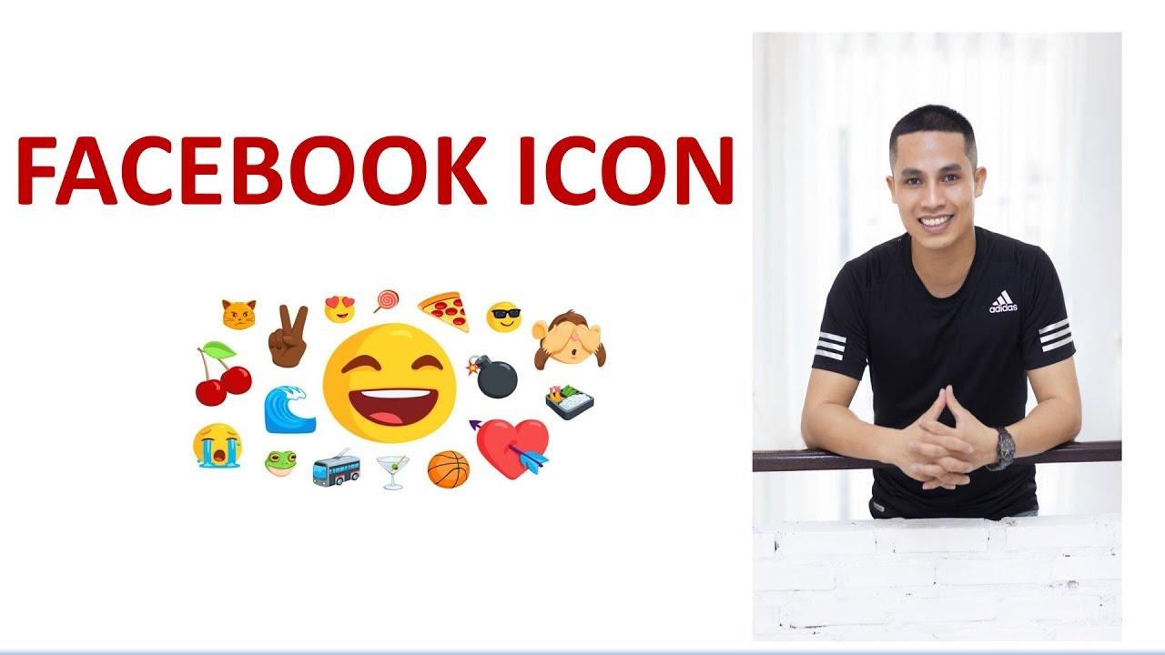 [ Facebook Marketing  ] Hướng Dẫn Chèn Facebook Icon Vào Tiêu Đề Comment