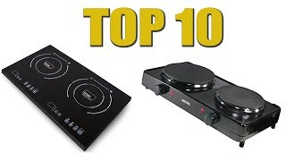 Top 10 Best Double Burners To …