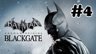 """Batman: Arkham Origins Blackgate - Deluxe Edition"" Walkthrough, Part 4 - Administration"