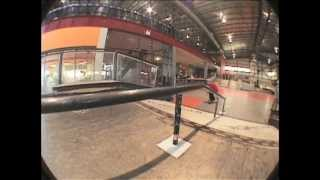 ULC Skateboards Taz demo (2012)