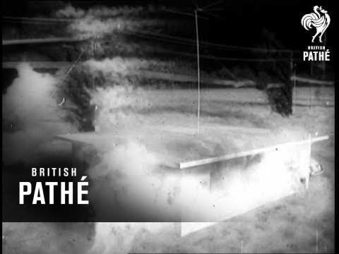 Atomic Test In Nevada (1955)