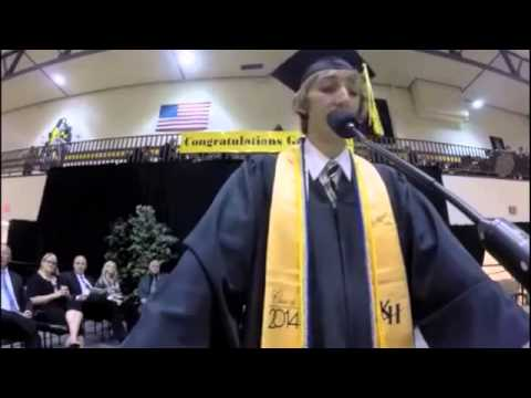 Tmanmcboychild Presents: The Graduation Speech That Will Make You