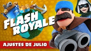 Clash Royale: Flash Royale