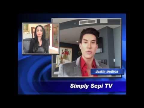 Justin Jedlica - Simply Sepi interview