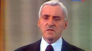 К.Симонов - Вечер в Останкино 1977 год.