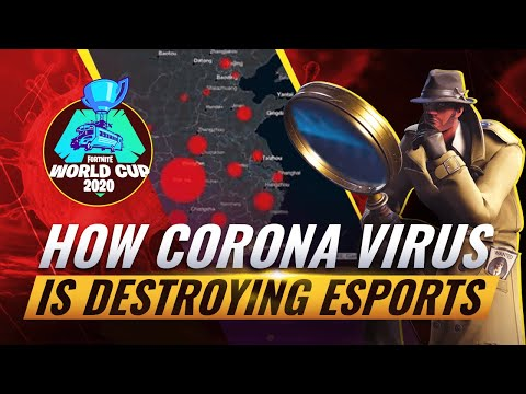 Will Coronavirus End The Fortnite World Cup Before It Begins?