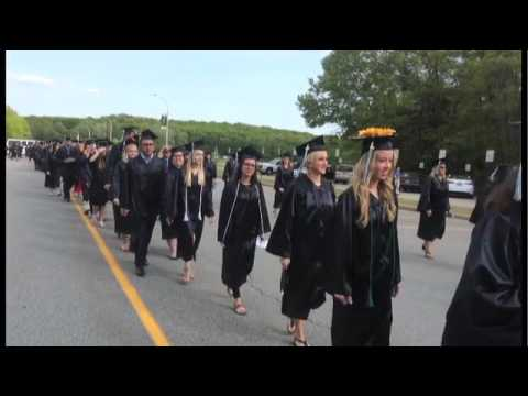 5.20.2016:The Community College of Rhode Island holds its 51st CCRI Commencement Friday afternoon at