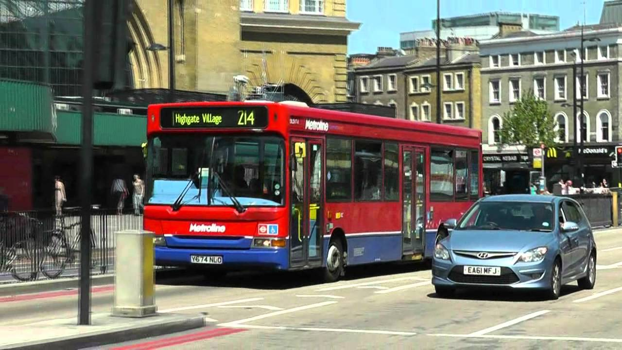 london buses in hammersmith kings cross islington on 26th may 2012 youtube. Black Bedroom Furniture Sets. Home Design Ideas