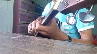 ngây ngô - hoàng yến chibi- guitar cover (demo)