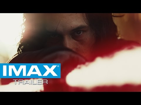 Star Wars: The Last Jedi IMAX® Trailer