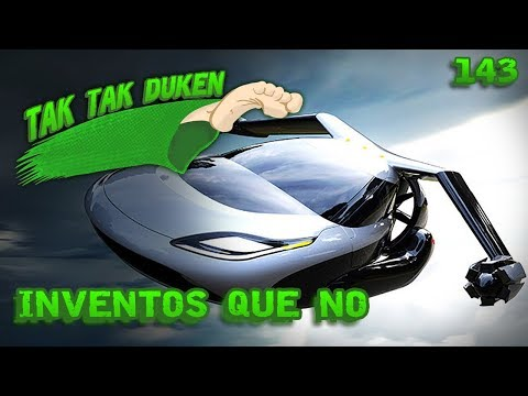Tak Tak Duken - 143 - Inventos que NO.