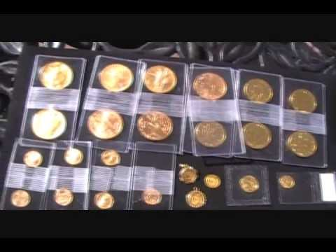 Gold Coin Collection American Gold Buffalo Eagle Maple