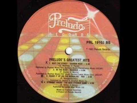 NICK STRAKER BAND - Straight ahead (1983)