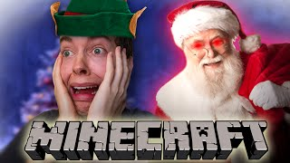 If Santa Played Minecraft