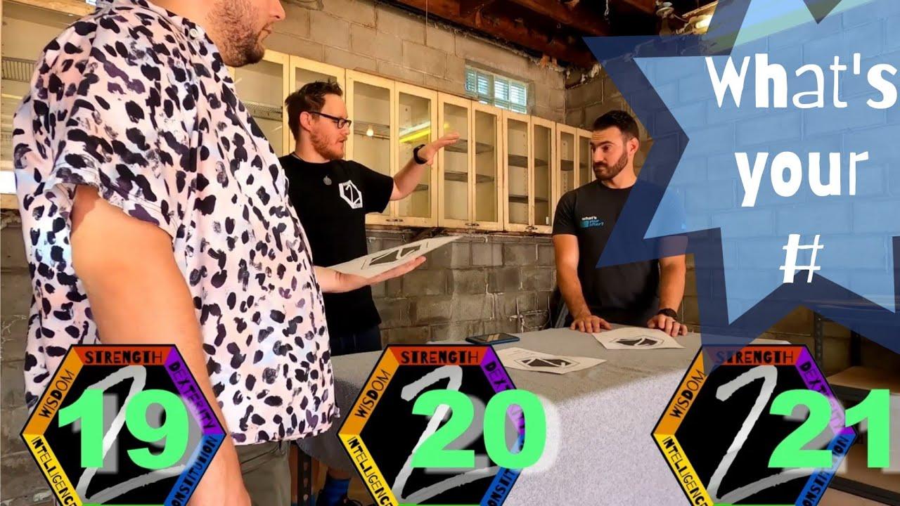 Download Zero2Hero vs. The Character Builder - We're redesigning Z2H! Recap Episode
