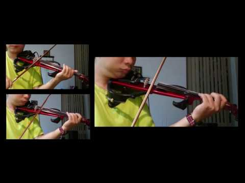 Bond - Experience (Electric Violin Cover)