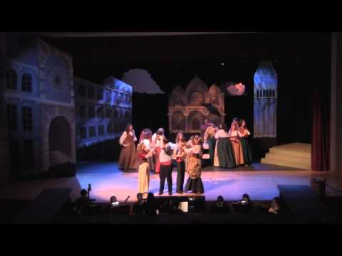 The Gondoliers - February 22, 2013