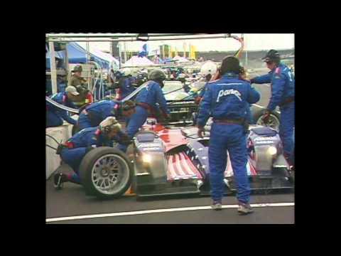 2002 Washington, D.C. Race Broadcast - ALMS - Tequila Patron - Racing - Sports Cars
