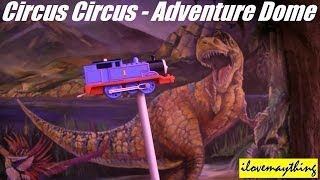 Thomas the Tank Engine went to Circus Circus Adventure Dome - Thomas and Friends