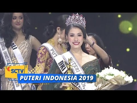 Crowning Puteri Indonesia 2019, Frederika Alexis Cull