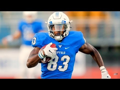 Best WR in the MAC  Buffalo WR Anthony Johnson 2017 Highlights ᴴᴰ