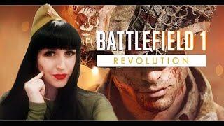 Battlefield 1  /online /Бателфилд  стрим/стримерша/обзор игры