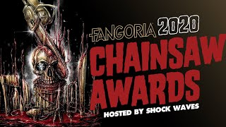 2020 FANGORIA CHAINSAW AWARDS hosted by Shock Waves