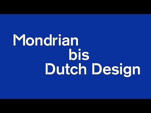 Holland präsentiert: Mondrian bis Dutch Design