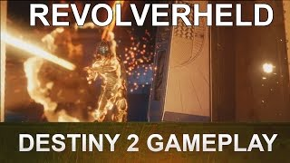 DESTINY 2 Revolverheld Gameplay Deutsch / German