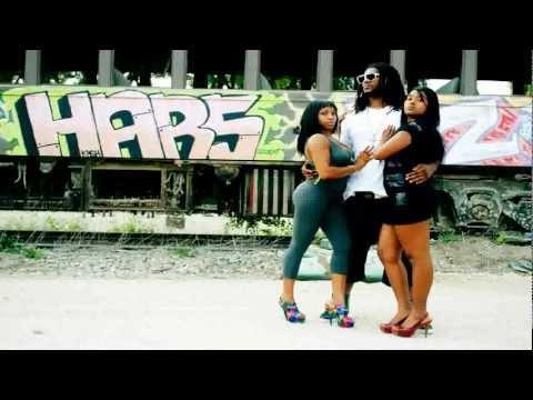 Big P.I.*He A Hoe Ft J Twist*NEW HIP HOP*2012
