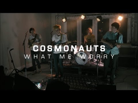 Cosmonauts - What Me Worry // The HoC Palm Springs 2013