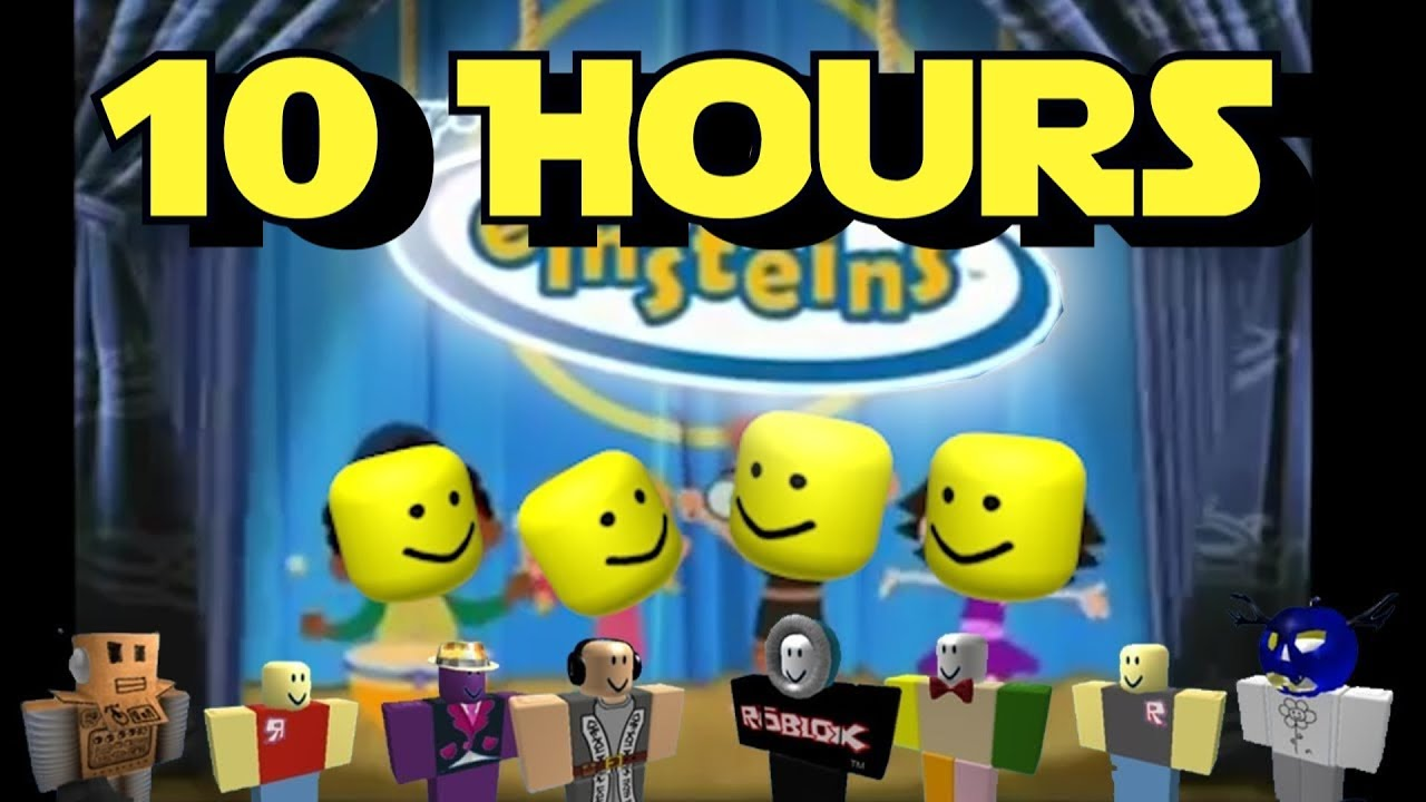 Little Einsteins But With The Roblox Death Sound 10 Hours Youtube