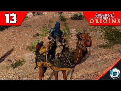 Assassin's Creed Origins   Misiones Secundarias de Menfis | Parte 3 | Gameplay Español thumbnail