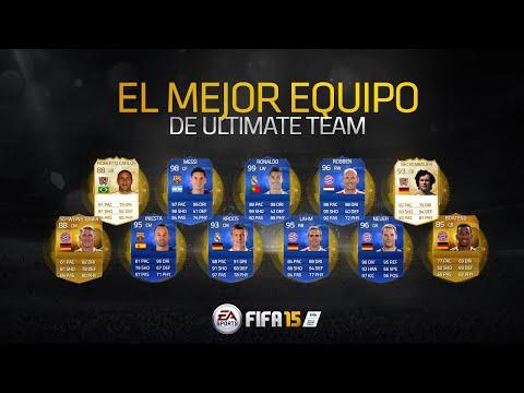 El Mejor Equipo de Ultimate Team | 40 Millones de Monedas