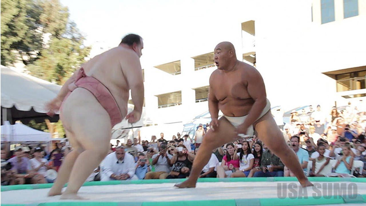 Sumo Ass 107