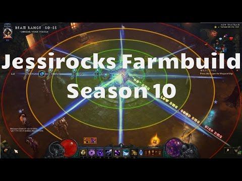 Jessirocks Farmbuild Für Season 10 (Diablo 3)