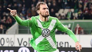 Bas Dost   The Goal Machine   VFL Wolfsburg   All 16 Goals 2014/2015 [HD]