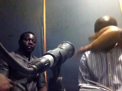 Talking Point on Positive 102.5 FM, Akure