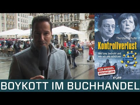 Boykott im Buchhandel! Springer-Presse sagt Bestseller-Buch den Kampf an.