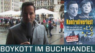 Boykott im Buchhandel! Springer-Presse sagt Bestseller-Buch den Kampf an. thumbnail