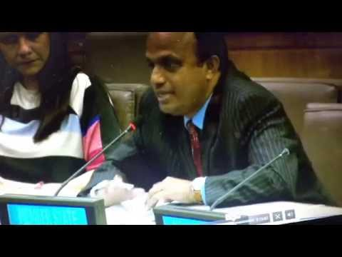 World Youth Skills Day, 2016 @ the United Nations Head Quarters, New York