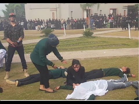 LGU Tribute to APS Martyrs
