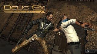 Gang Takedown - Deus Ex: The Fall Gameplay