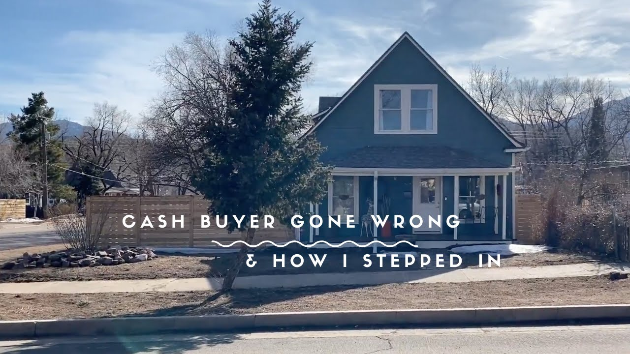 Wholesaling Real Estate Case Study // Quick Real Estate Sale in Colorado Springs