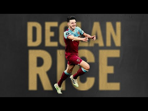 BEST OF DECLAN RICE | HAMMER OF THE YEAR 2020