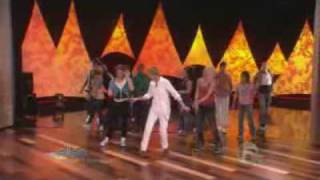 Ellen Season 7 Premiere Dance