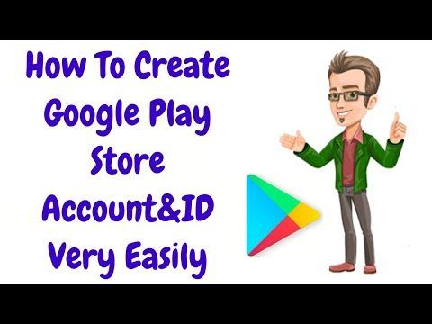 कैसे बनाए google play store ID