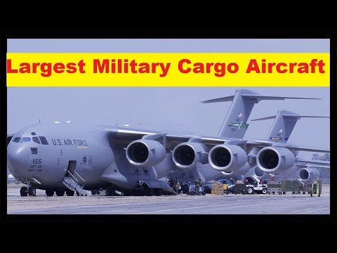 Top 10 Largest Military Cargo Aircraft Biggest Military Planes