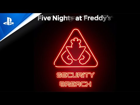 Five Nights At Freddy's: Security Breach - Teaser Trailer   PS5