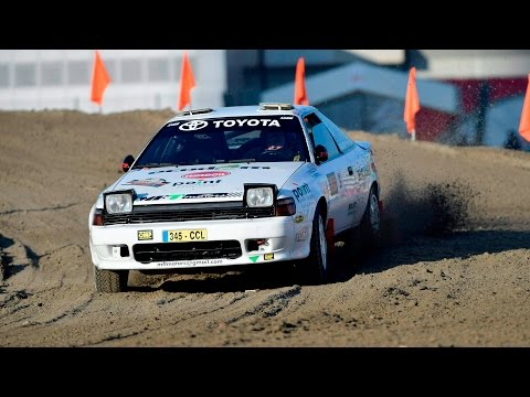 Toyota Celica GT4 ST165 Gr.A rally racing + on board